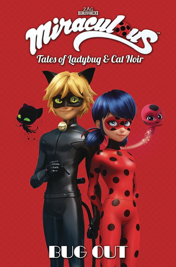 Bug Out With Lady Bug and Cat Noir's Season One Finale: Action Lab May 2018 Solicits