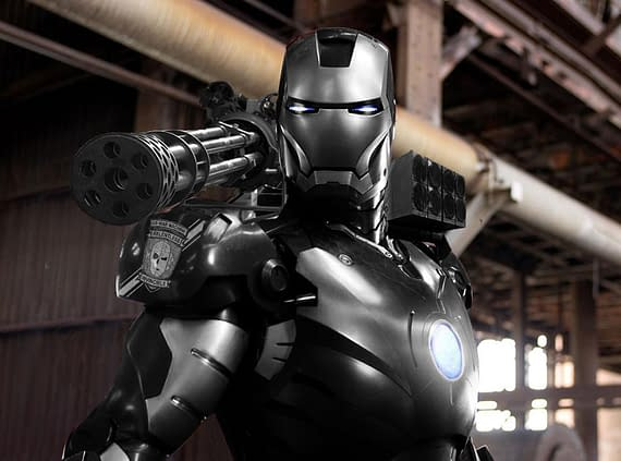Iron Man's War Machine Has Own Spin-Off Movie In The Pipeline