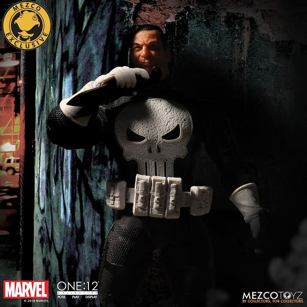 One 12 Collective Punisher Special Ops SDCC Exclusive 8