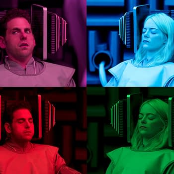 Maniac: Netflix Releases First Images from Jonah Hill Emma Stone Mind-Bending Series
