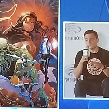 Scott Snyder wondercon 2018