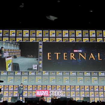 Full Jack Kirby Eternals Official for November 2020 from Marvel Studios