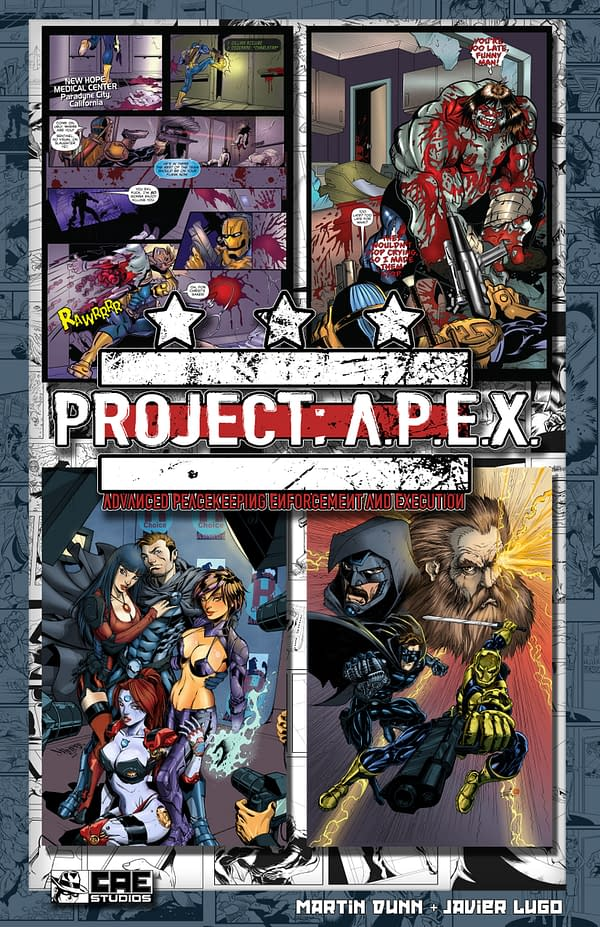 Project APEX 2