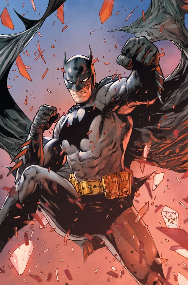Constantine and Batman Team Up in January; Will Everyone Keep Their Pants On?