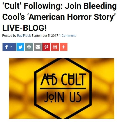 ahs cult episode 1