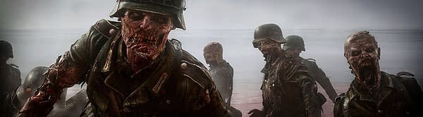 Call of Duty: WWII's First DLC Will Come with Even More Nazi Zombies