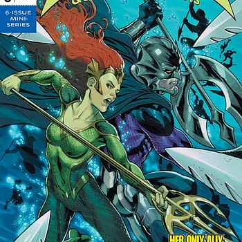 Mera Queen of Atlantis #3 Review: Padding and Pallid Protagonists