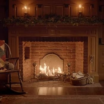 Outlander: Spend Your Holidays with Adso &#038 Frasers Ridge Yule Log [VIDEO]