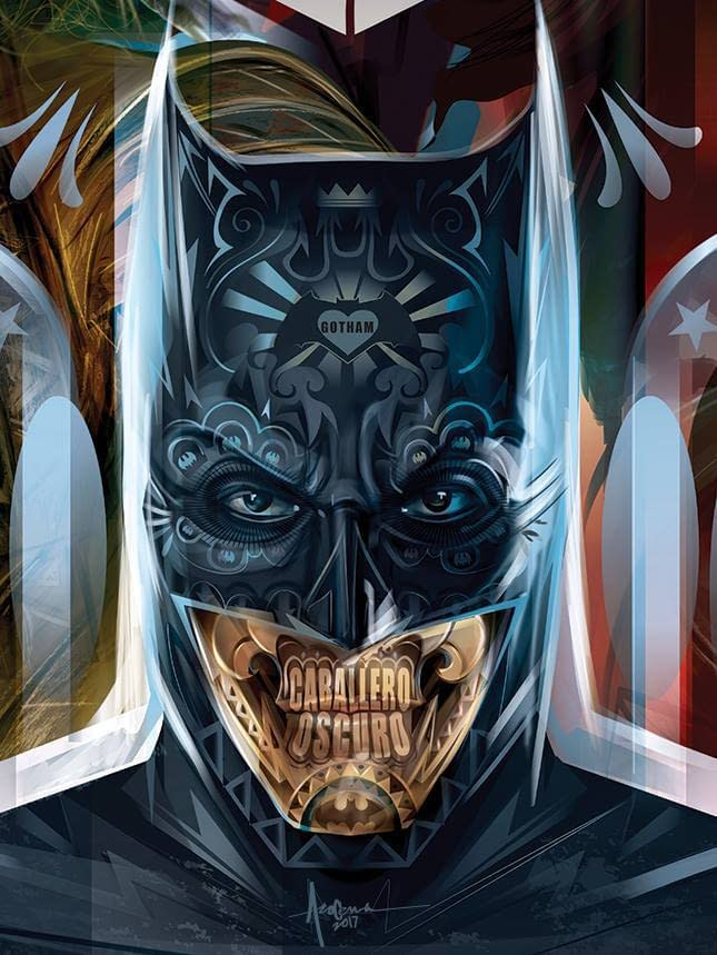 Justice League: More Day Of The Dead Posters And International Promo