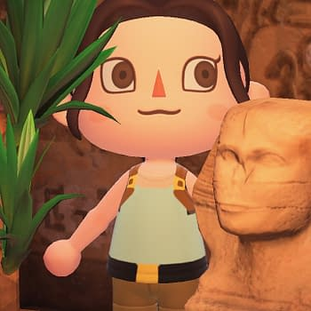 Tomb Raider Devs Create Lara Croft Gear For Animal Crossing