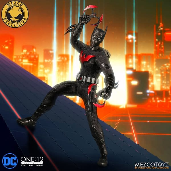 Batman Beyond One 12 Collective Figure Exclusive 1
