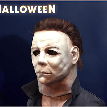 Michael Myers Gets a Life Size Bust from Hollywood Collectibles Group