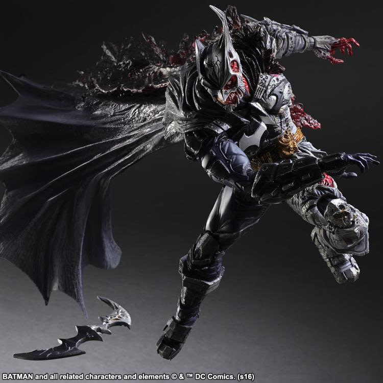 Square Enix Play Arts Kai Batman Figure Two-Face