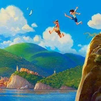Pixar Announces Next Summer Movie Luca Directed by Enrico Casarosa