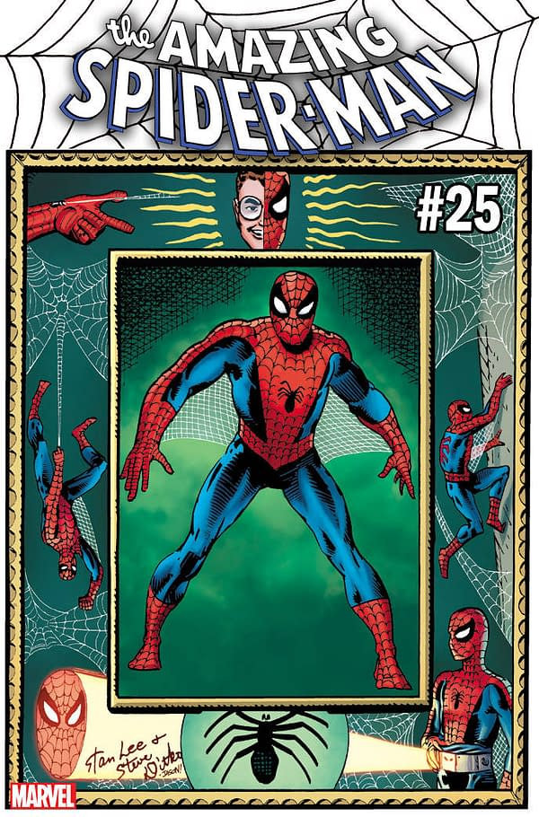 Amazing Spider-Man #25 Tops Advance Reorders