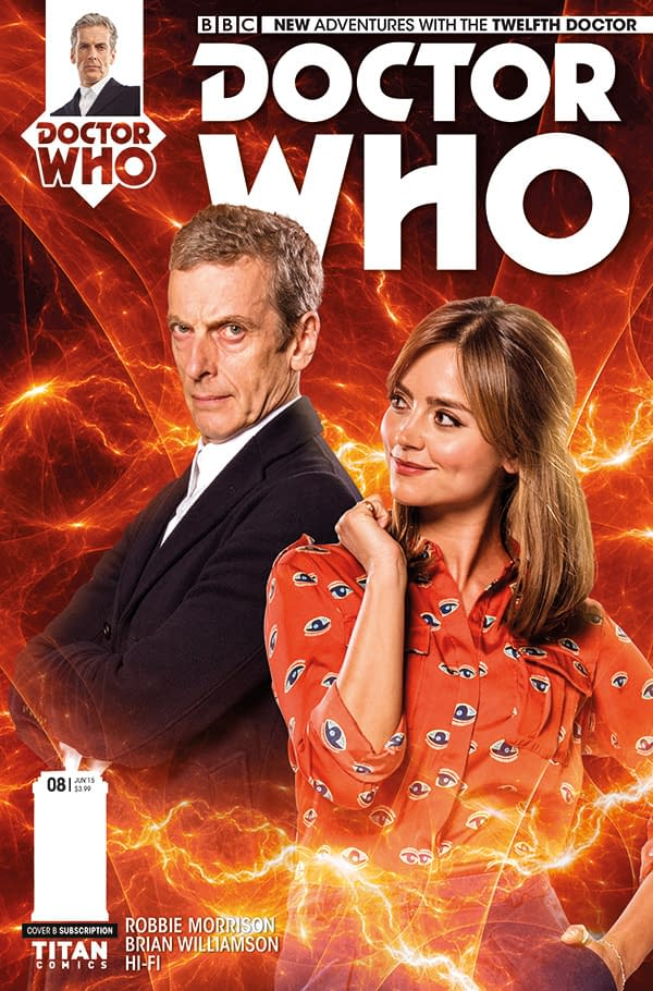 TWELFTH DOCTOR #8_Cover_B