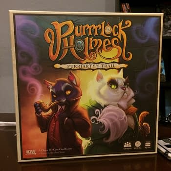 Do Cats Really Make Anything Better We Review Purrrlock Holmes
