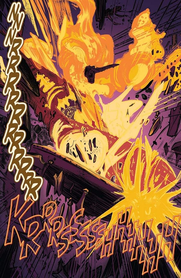 Scott Duvall's Writer's Commentary on Army Of Darkness/Bubba Ho-Tep #4 – 'Even Ash's Car Knows How to Make an Entrance'