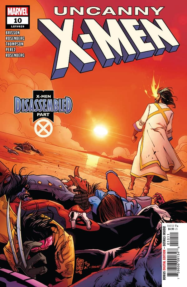 The X-Men Have Disassembled… Was it Worth It? [X-ual Healing 1-16-19]