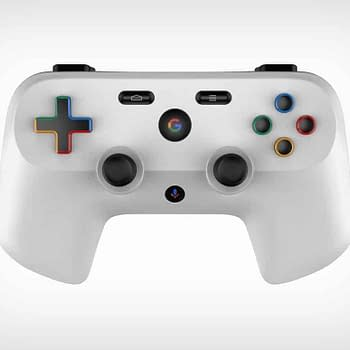 Images Of The New Google Gaming Console Controller Surface