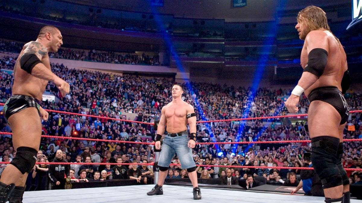 Royal Rumble 2008 Cena