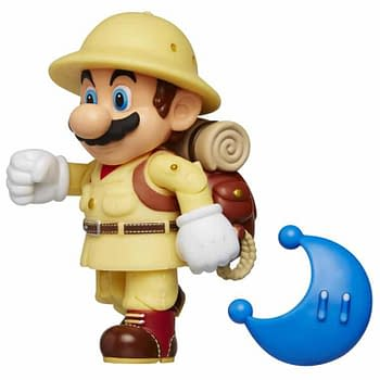World of Nintendo Wave 15 Explorer Mario 1