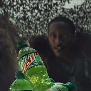 """Call Of Duty: Modern Warfare"" Gets Two MNT DEW AMP Spots"