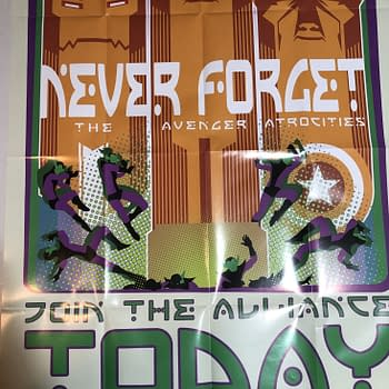 Empyre Propaganda Promotional Poster