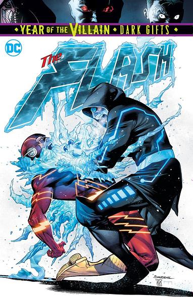 RAFA SANDOVAL MAIN COVER DC COMICS//2019 FLASH #77