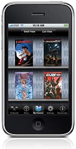IDW Digital Comics To Debut One Month After Print Publication