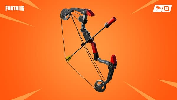 Epic Games' Latest Fortnite Update Adds the Boom Bow