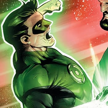 Hal Jordan and the GL Corps #37 Review: Keel (Over) Before Zod