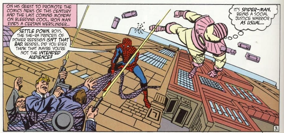 Even Spider-Man's Spidey-Sense Can't Predict the Shocking Revelations Coming Monday After SDCC #MarvelDeclassified