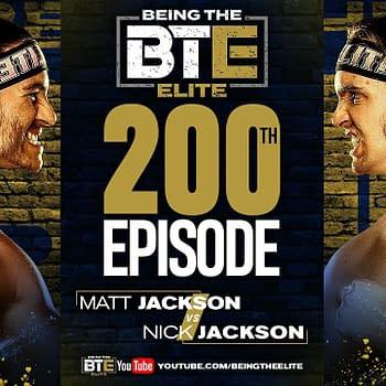 BTE 200 - Matt vs Nick - BEING THE ELITE EPISODE 200