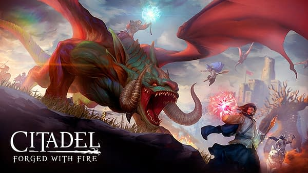"""Citadel: Forged With Fire"" Gets An October Release Date"