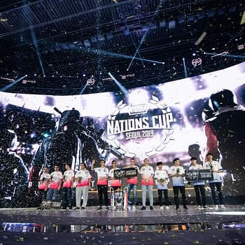 Russia Wins The PUBG Nations Cup 2019 In Seoul