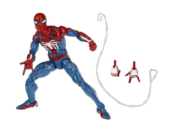 Hasbro Marvel Legends Series 6-inch Gamerverse Spider-Man Figure 1