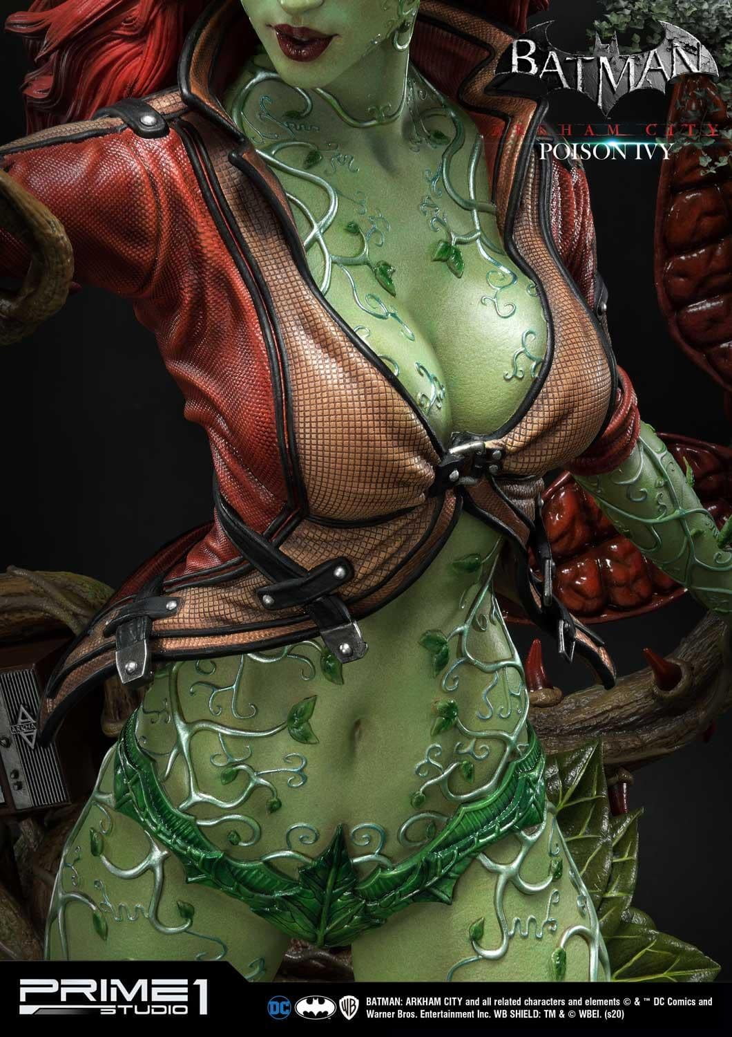 Poison Ivy is Free in the New