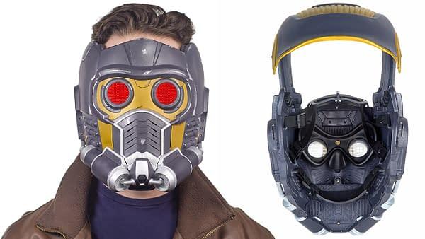 Hasbor Star Lord Helmet 1