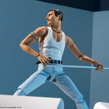 Freddie Mercury Figures Gets Preorder and You Can't Stop Him Now