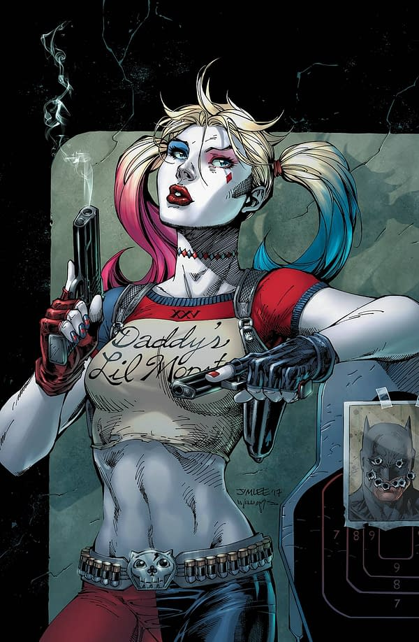 DC Comics Makes Harley Quinn 25th Anniversary Special #1 Available For Exclusive Retailer Covers