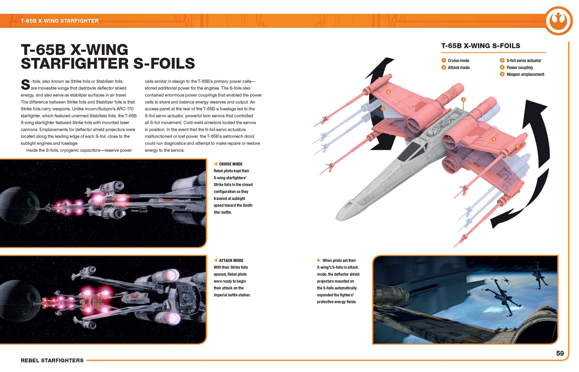 """New """"Star Wars"""" Book Looks Beneath the Hood of Classic Ships"""