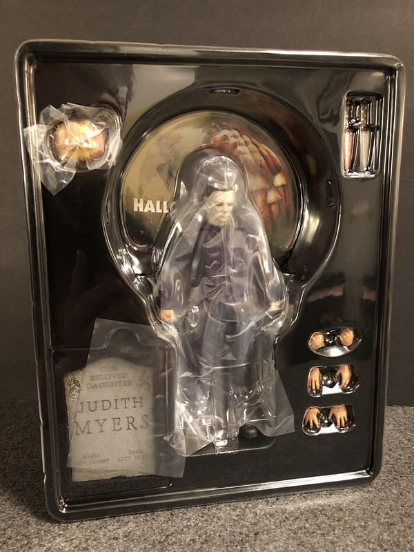 One:12 Collective Halloween Michael Myers 4