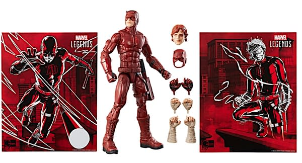 Marvel legends Daredevil 2