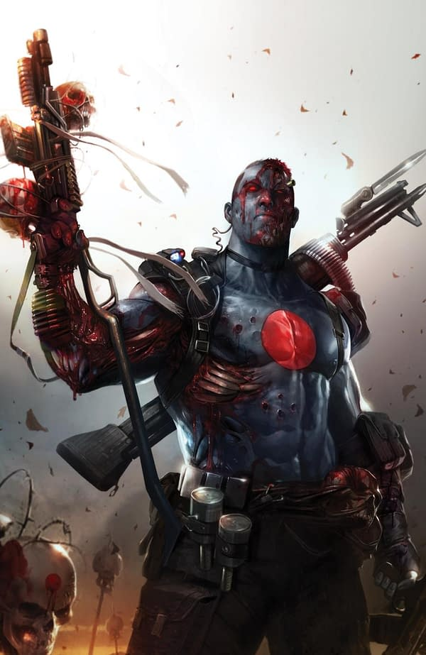 Midtown Comics Bloodshot #1 Signing Event Canceled Due to Coronavirus Travel Ban
