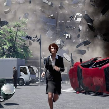 """Disaster Report 4: Summer Memories"" Heads West This April"