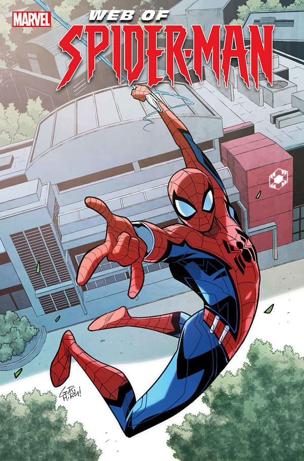 Web of Spider-Man Revived at Marvel in June, as W.E.B. of Spider-Man