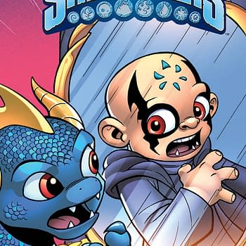 Sword Of Ages, TMNT/Ghostbusters And Jem And The Hologram Lead IDW Solicits For November 2017