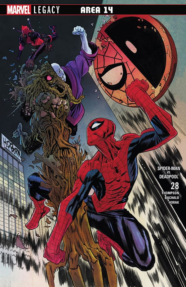 Spider-Man vs. Deadpool #28