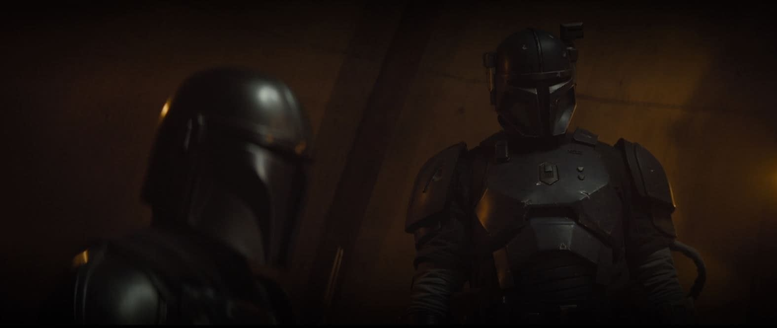 """The Mandalorian"" S01, Ep03: ""The Sin"" Brings the Bling (Spoiler Review)"